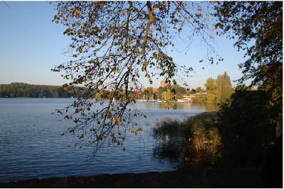 Ratzeburger See - Blick auf den Dom
