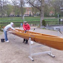 Bootsdienst Lübecker Frauen-Ruder-Gesellschaft