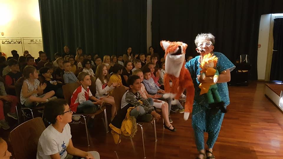 """Conte musical 'Le petit prince"""" avec les professerusd e l'Ecole Municipale de musique et Danse de wittenheim"""