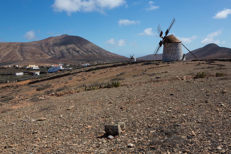 Windmühle bei Villaverde