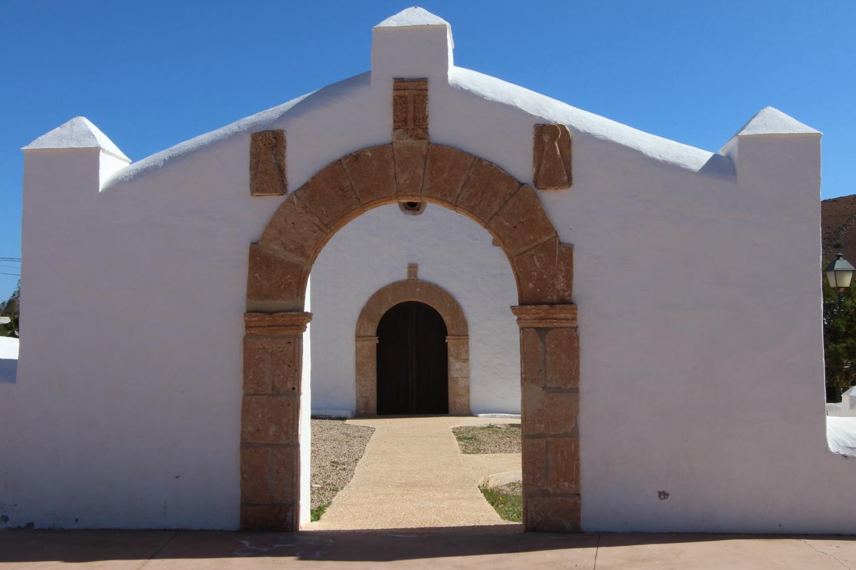 Eremita de Nuestra Señora de Guadalupe - Agua de Bueyes