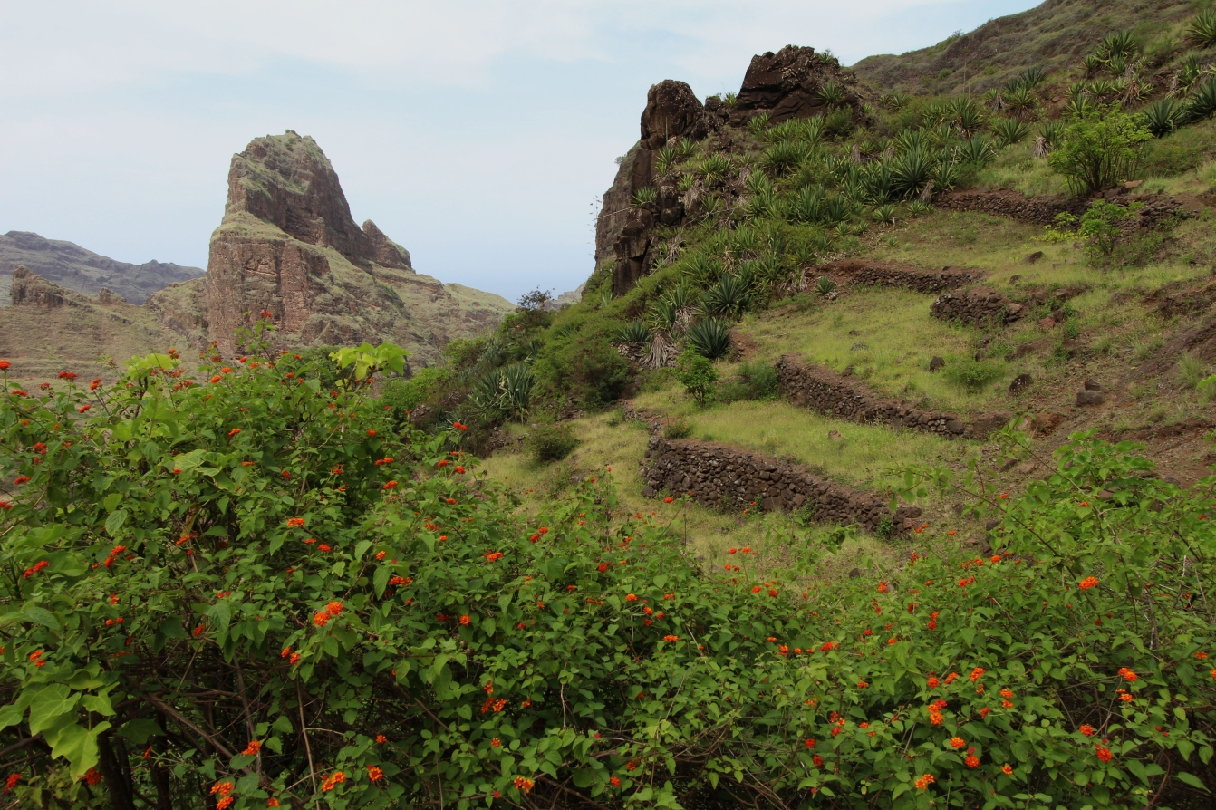 Santo Antao - Wanderung nach Cha de Igreja