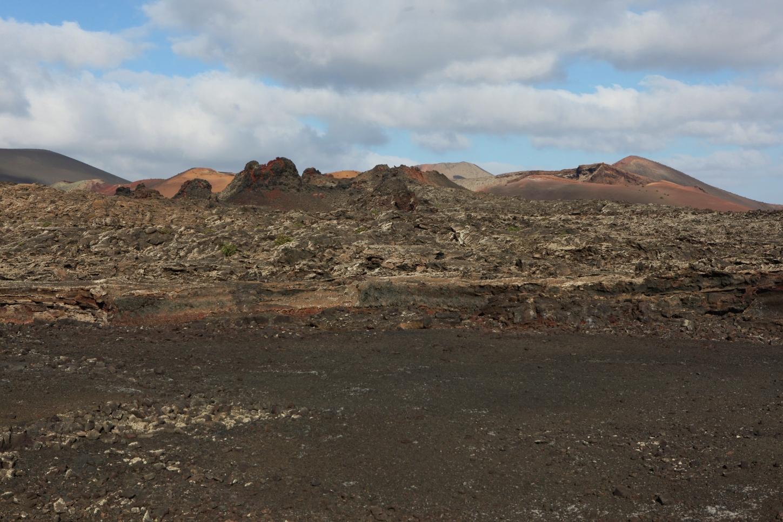NP Timanfaya - Montañas del Fuego