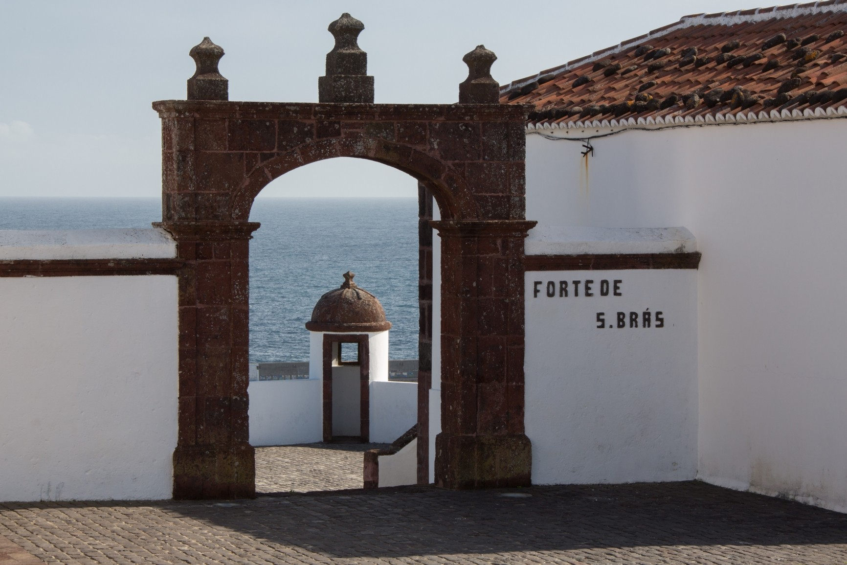 Santa Maria - Vila do Porto - Forte de Sao Bras