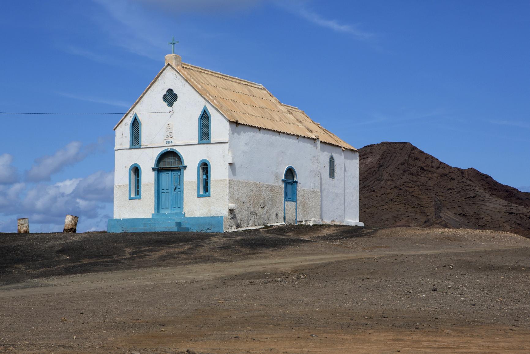 Sal - Kleines Kircherl bei Pedra Lume