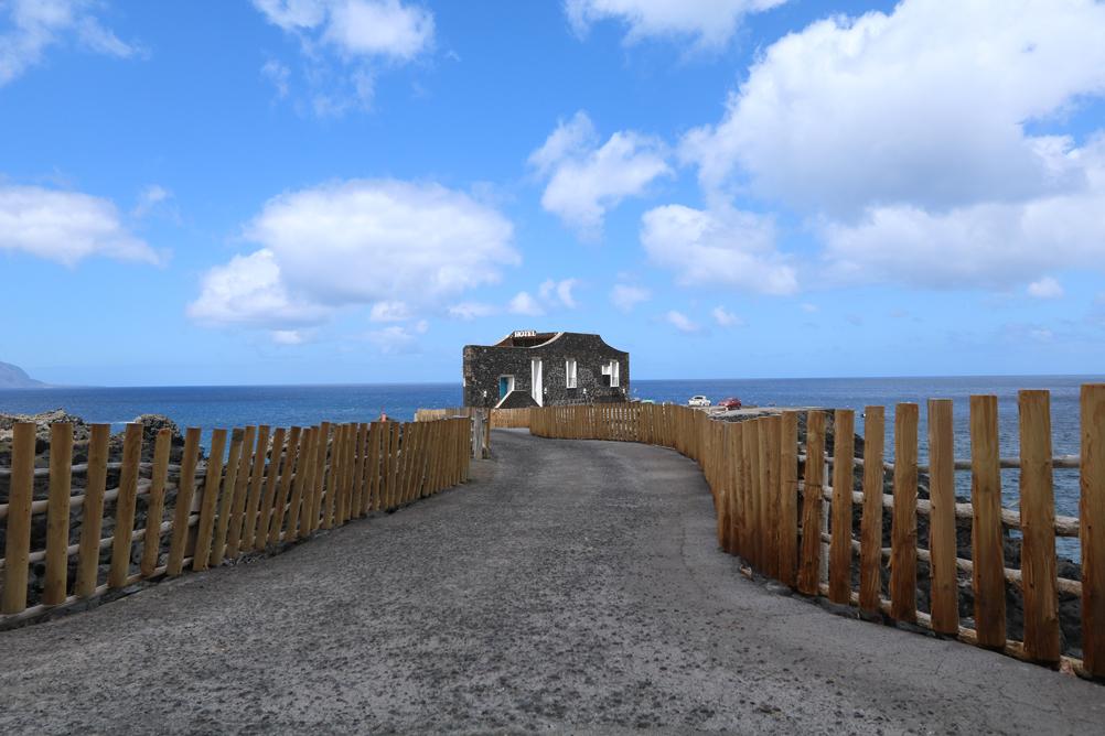 El Golfo: Hotel Punta Grande