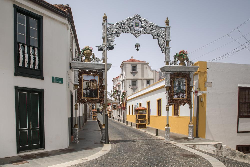 Hauptstadt Valverde