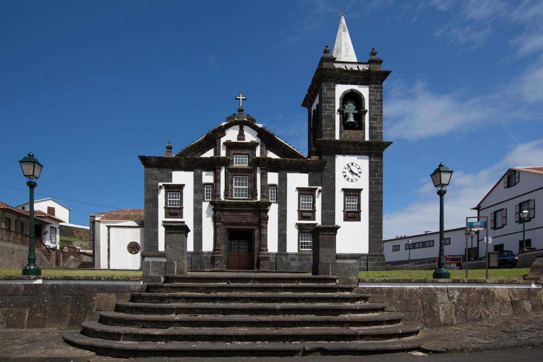 Graciosa - Santa Cruz - Igreja Matriz de Santa Cruz
