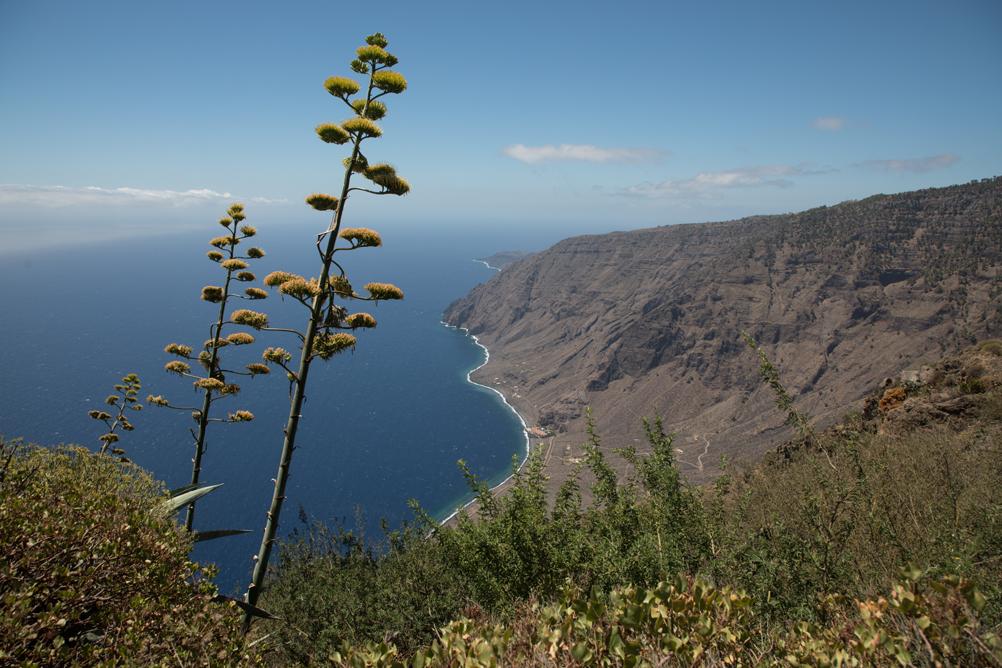 Mirador de Isora - Blick auf die Küste