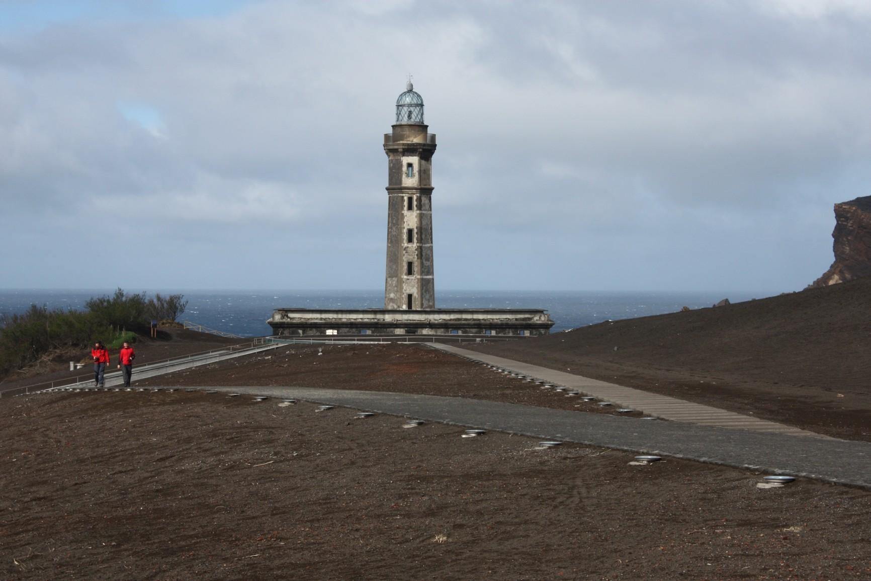 Faial - Vulcao de Capelinhos