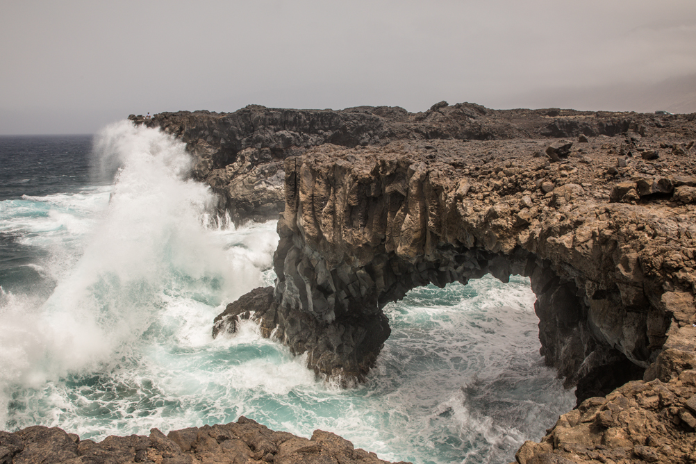 Küstenlandschaft am Punta de la Dehesa