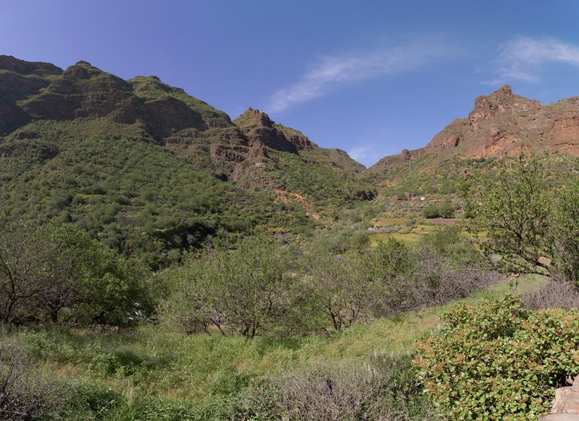 Im Tal von Guayadeche
