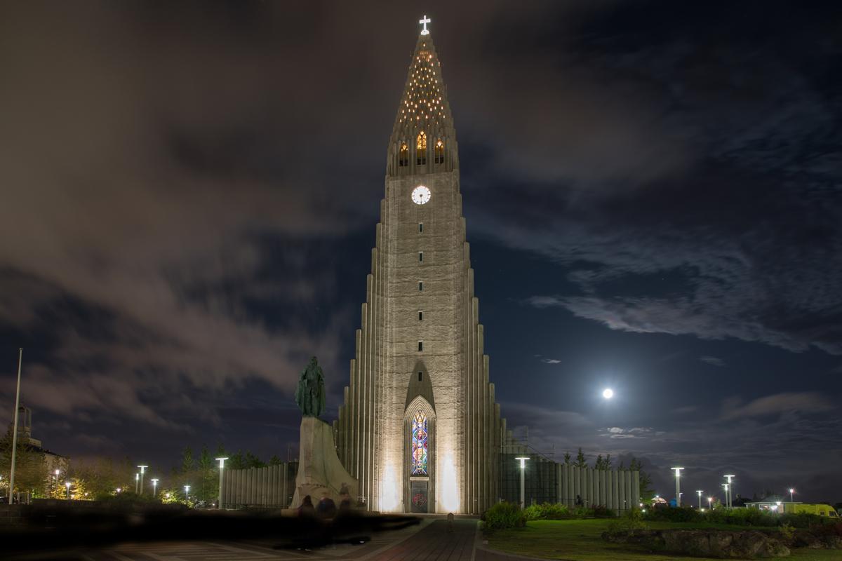 Reykjavik - Hallgrimskirche