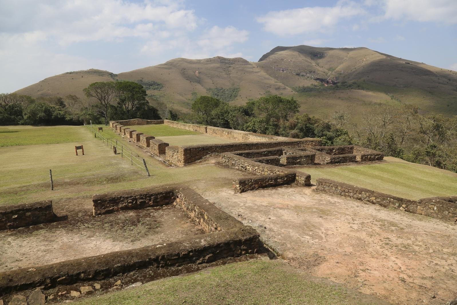 Ruinenstätte El Fuerte - Samaipata