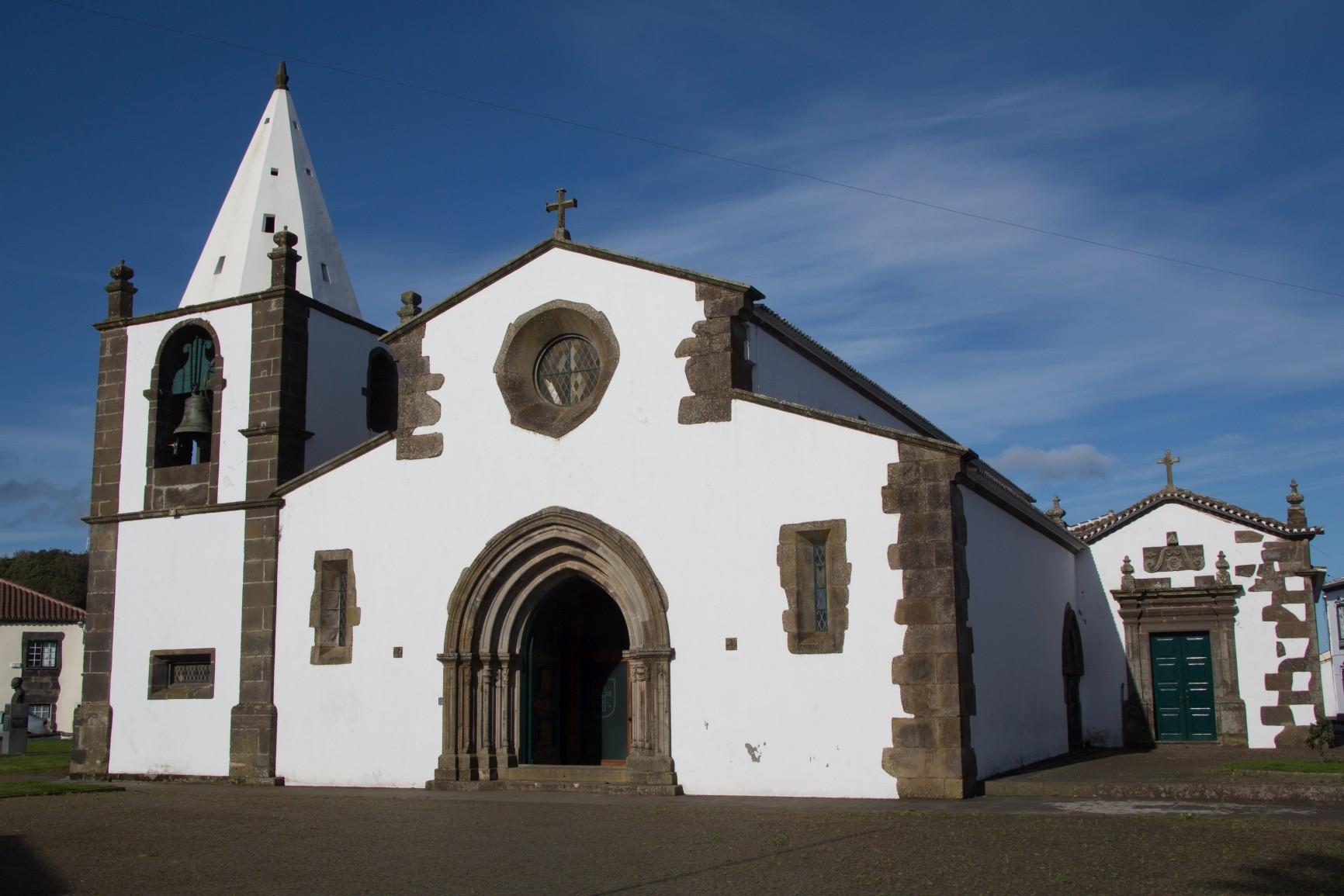 Terceira - Sao Sebastiao - Kirche Igreja Matriz de Sao Sebastiao
