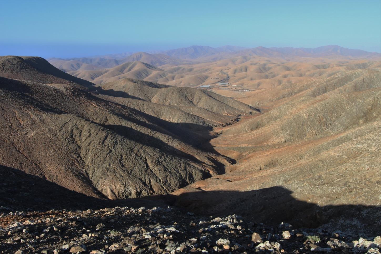 Karges Bergland im Südwesten