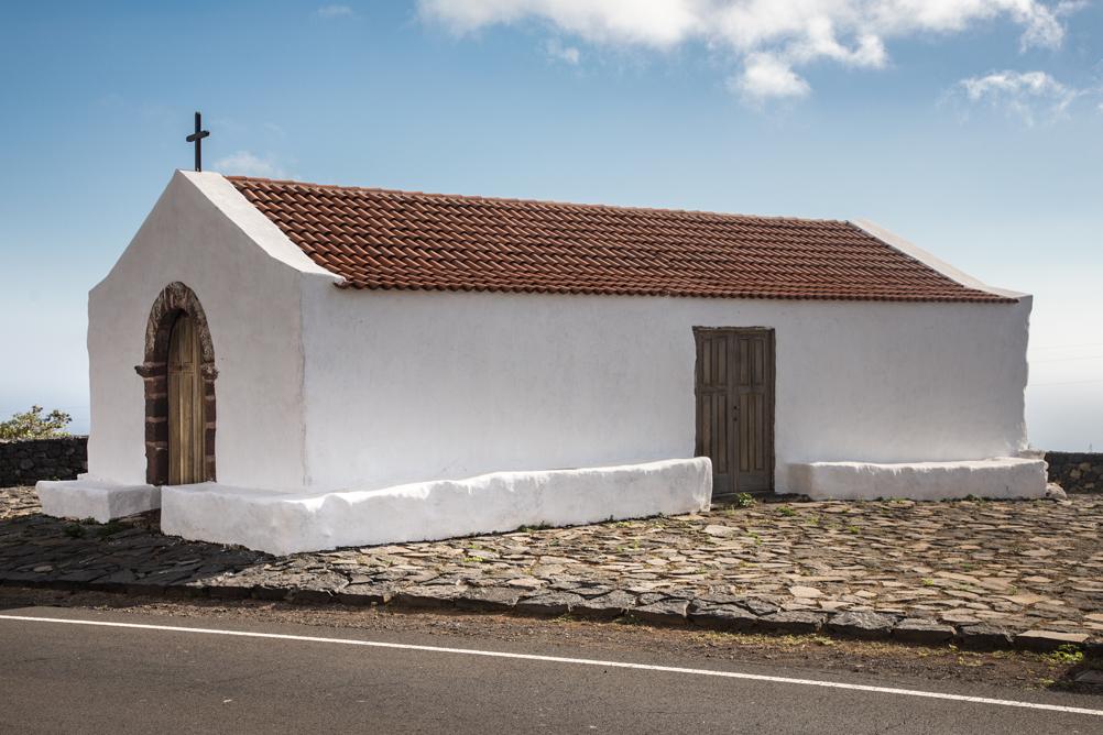 Kircherl am Stadtrand von Valverde