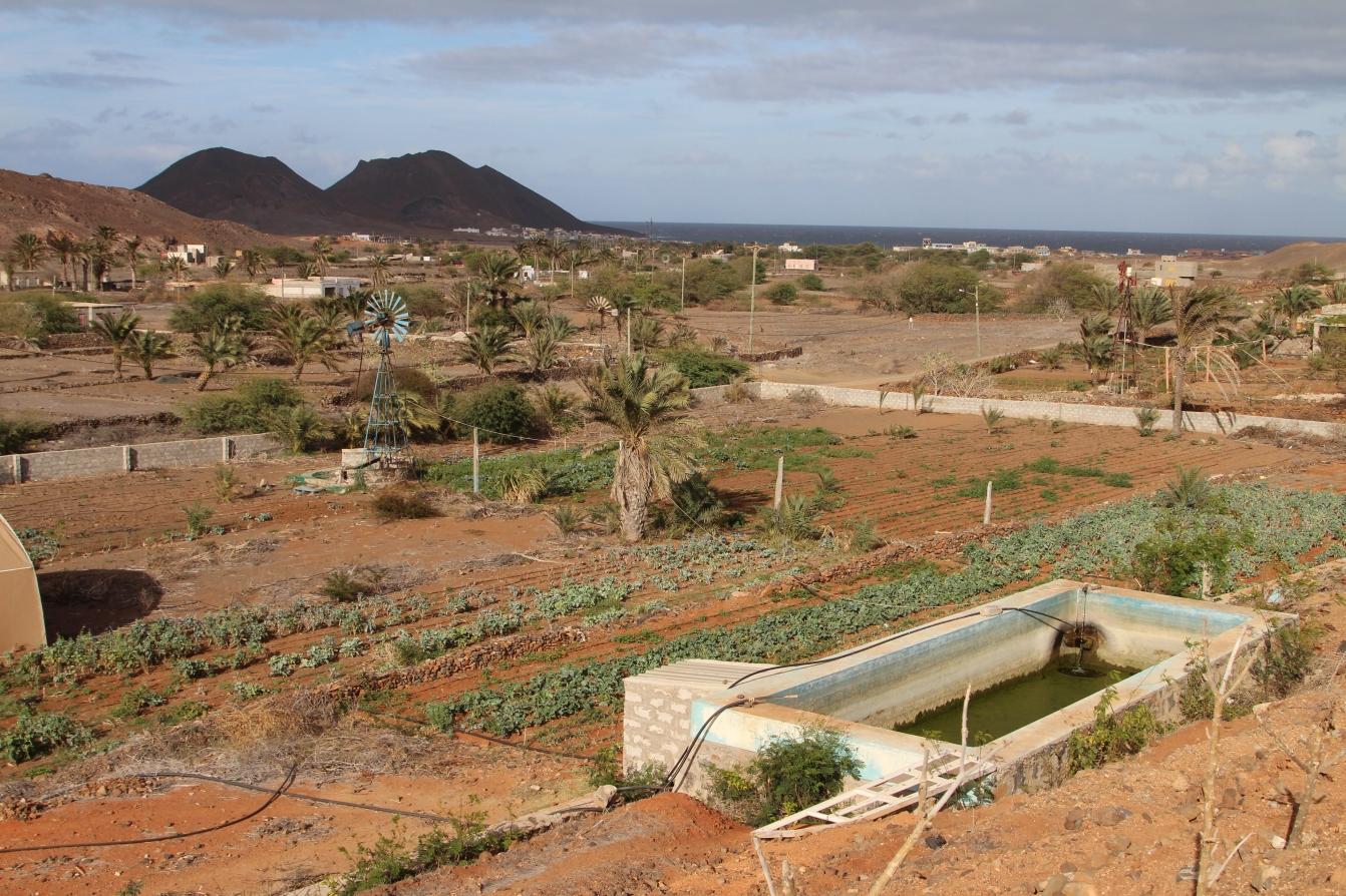 Sao Vicente - ein fruchtbares Tal