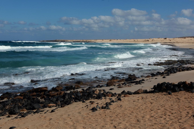 La Graciosa - Playa Lambra