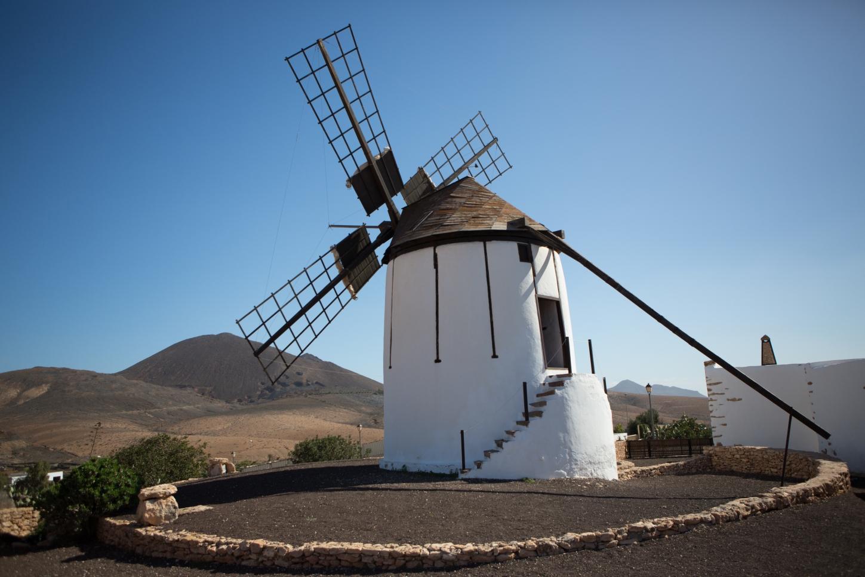 Mühlenmuseum in Tiscamanita