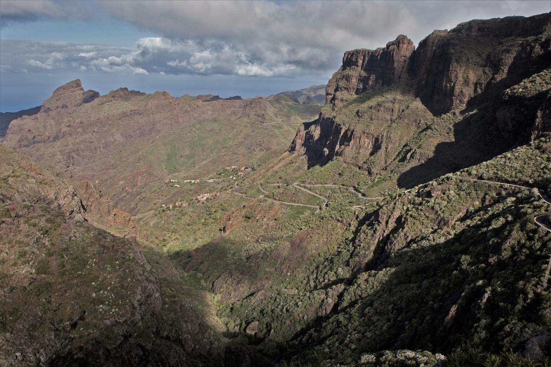 Teno-Gebirge - Masca