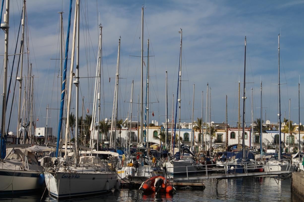Porto de Mogan