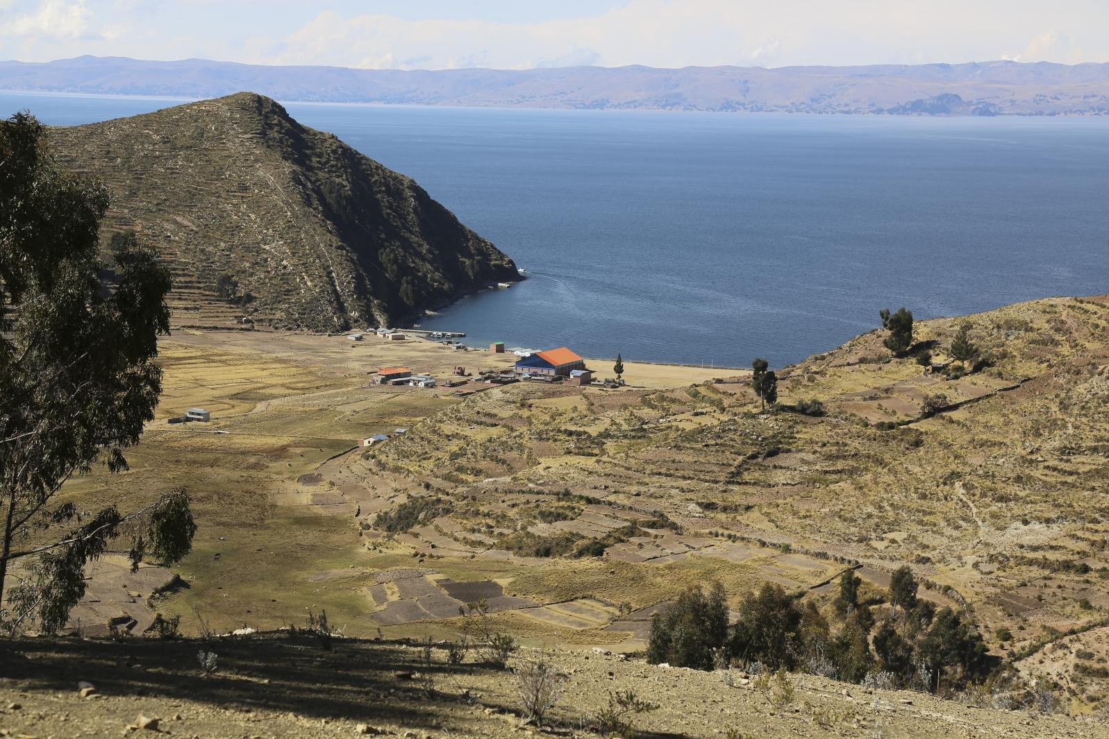 Titicacasee - Wanderung