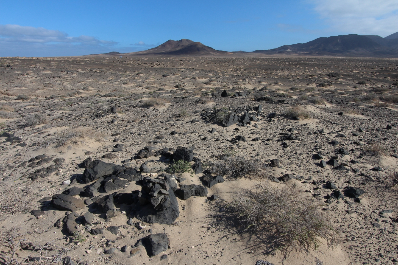Am Weg zum Punta Pesebre