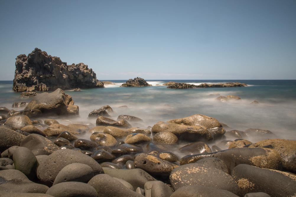 Küstenlandschaft im Golfotal