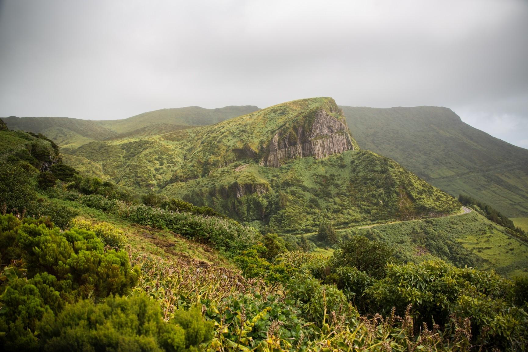 Flores - Mosteiros – Rocha dos Bordoes