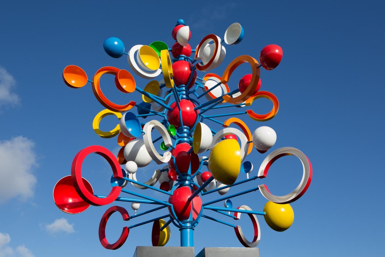 Windspiel von Cesar Manrique
