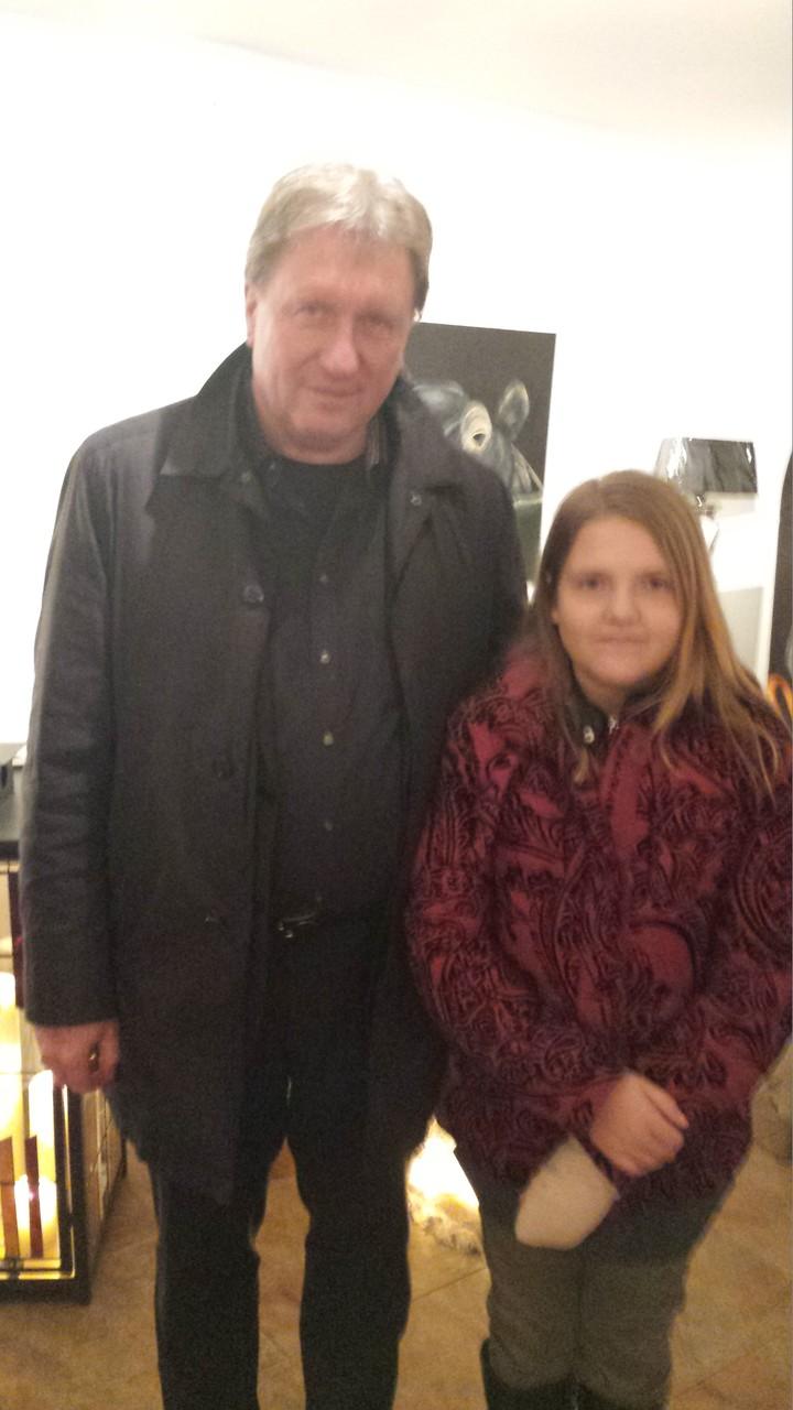 Herr Kurt Nekula - Präsident von Licht ins Dunkel - 29.11.2014