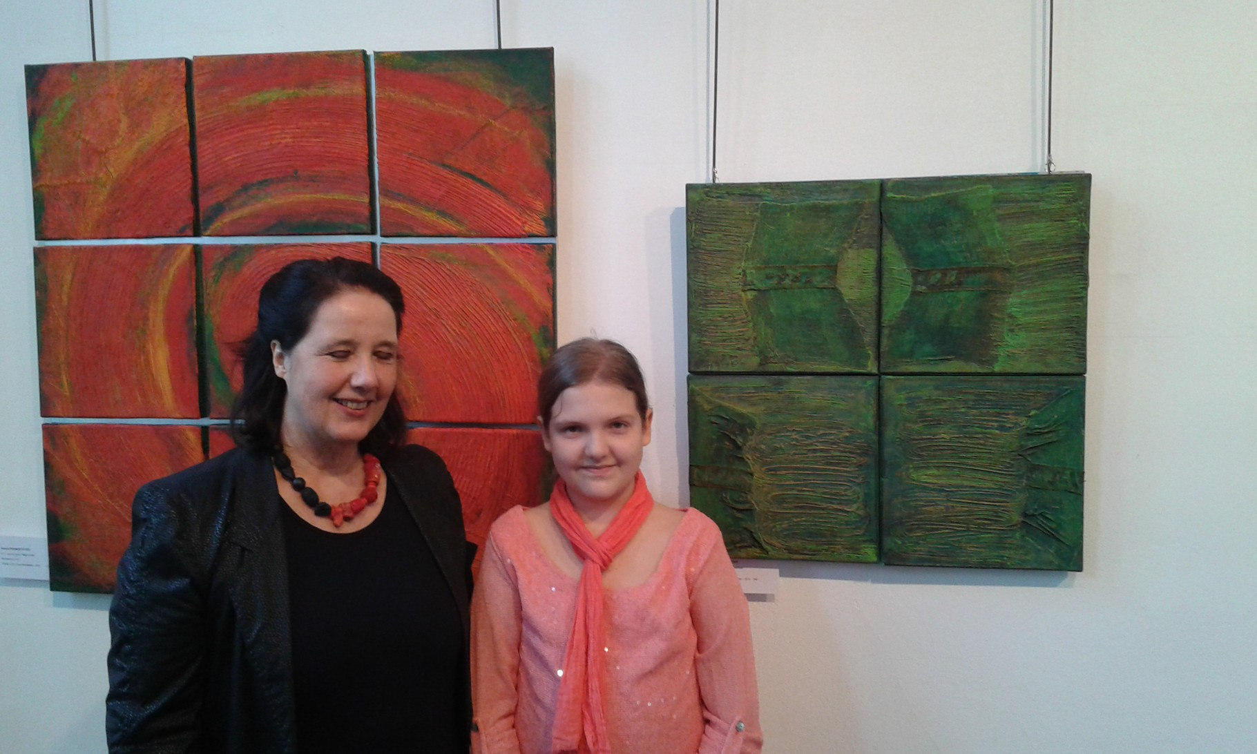 Verena Prandstätter - Künstlerin - 14.4.2015