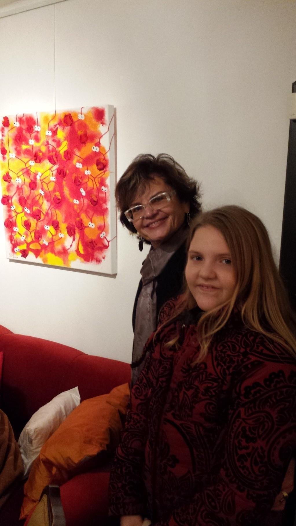 Frau Doris Wagner - Koordinatorin von Licht ins Dunkel - 29.11.2014