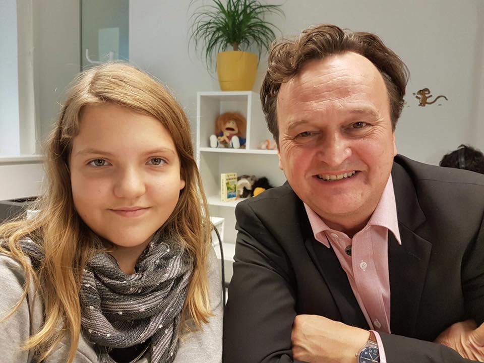 Reporter Hanno Settele - 12.10.2016