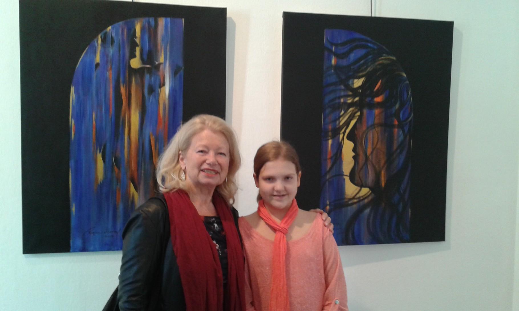 Regina Merta - Künstlerin - 14.4.2015