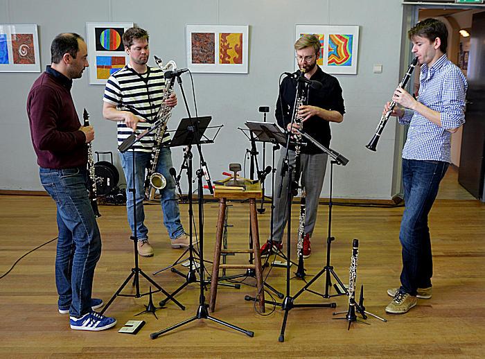 Nieuw Amsterdams Klarinet Kwartet