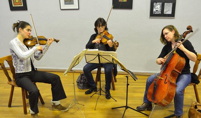 The Haque String Trio