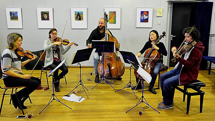 Amsterdam Sinfonietta Soloists