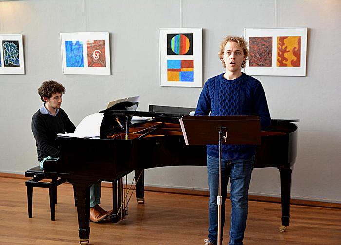 Raoul Steffani en Daan de Boertien
