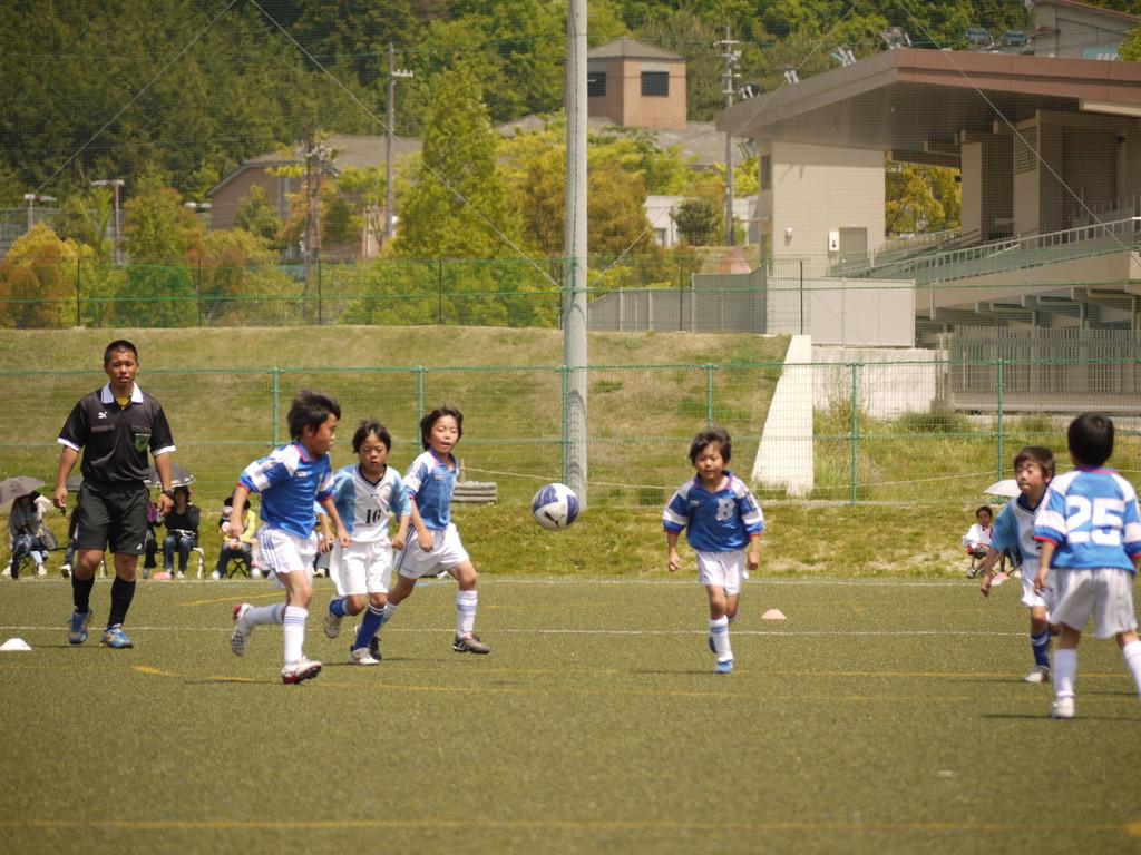 2010/05/16 U-10リーグin甲賀第1節①