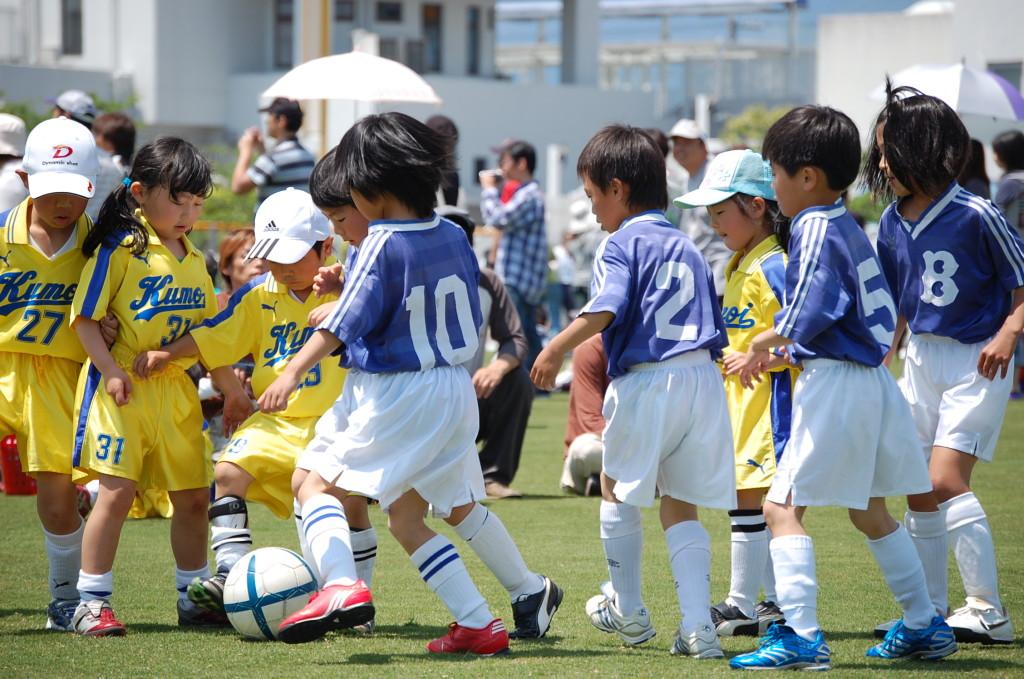 2010/05/16 キッズサッカーフェスティバル6