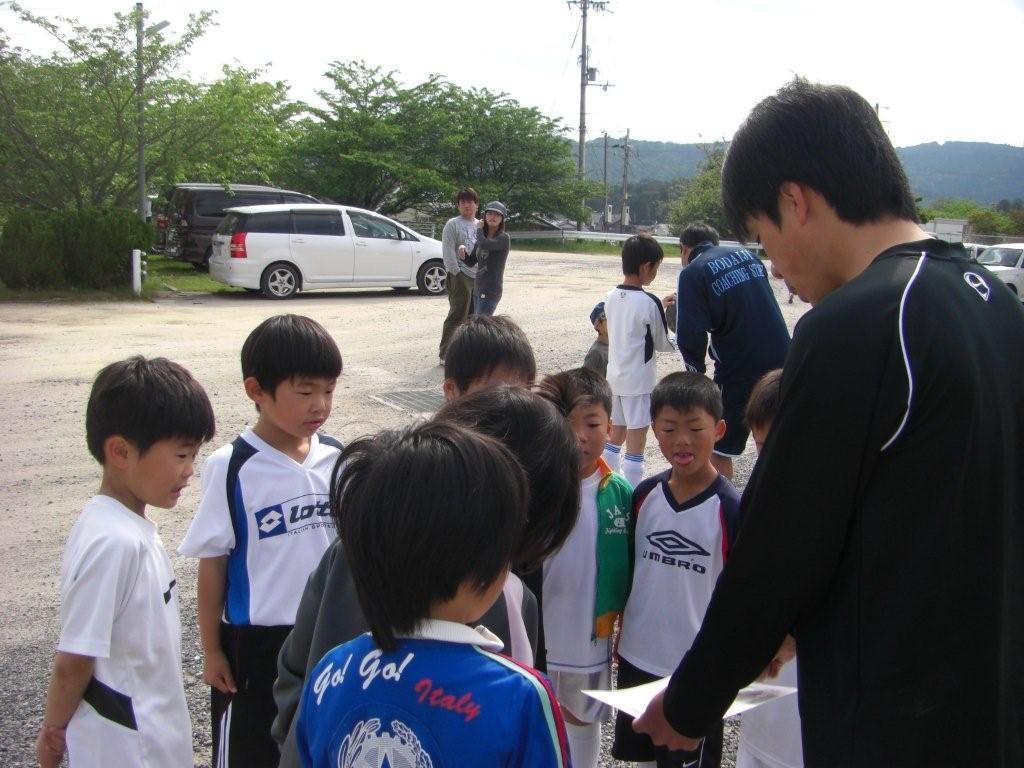 2010/05/16 キッズサッカーフェスティバル1