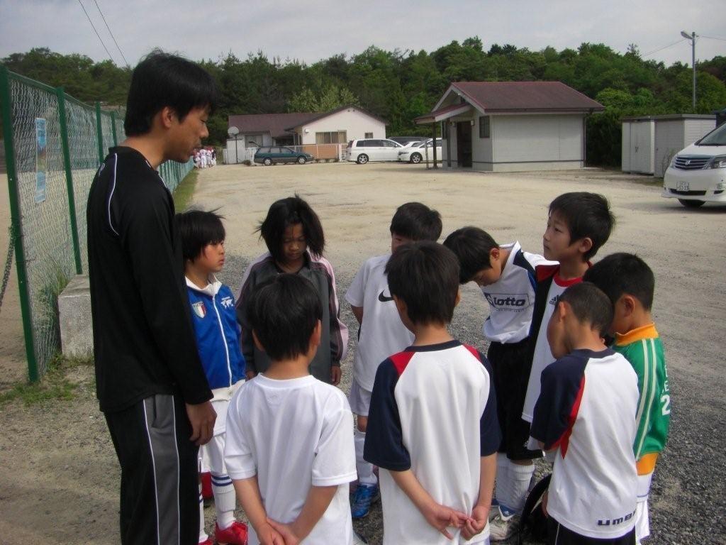 2010/05/16 キッズサッカーフェスティバル2