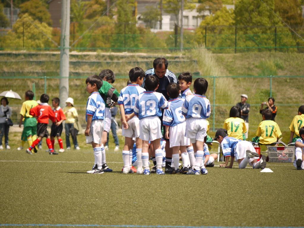 2010/05/16 U-10リーグin甲賀第1節②