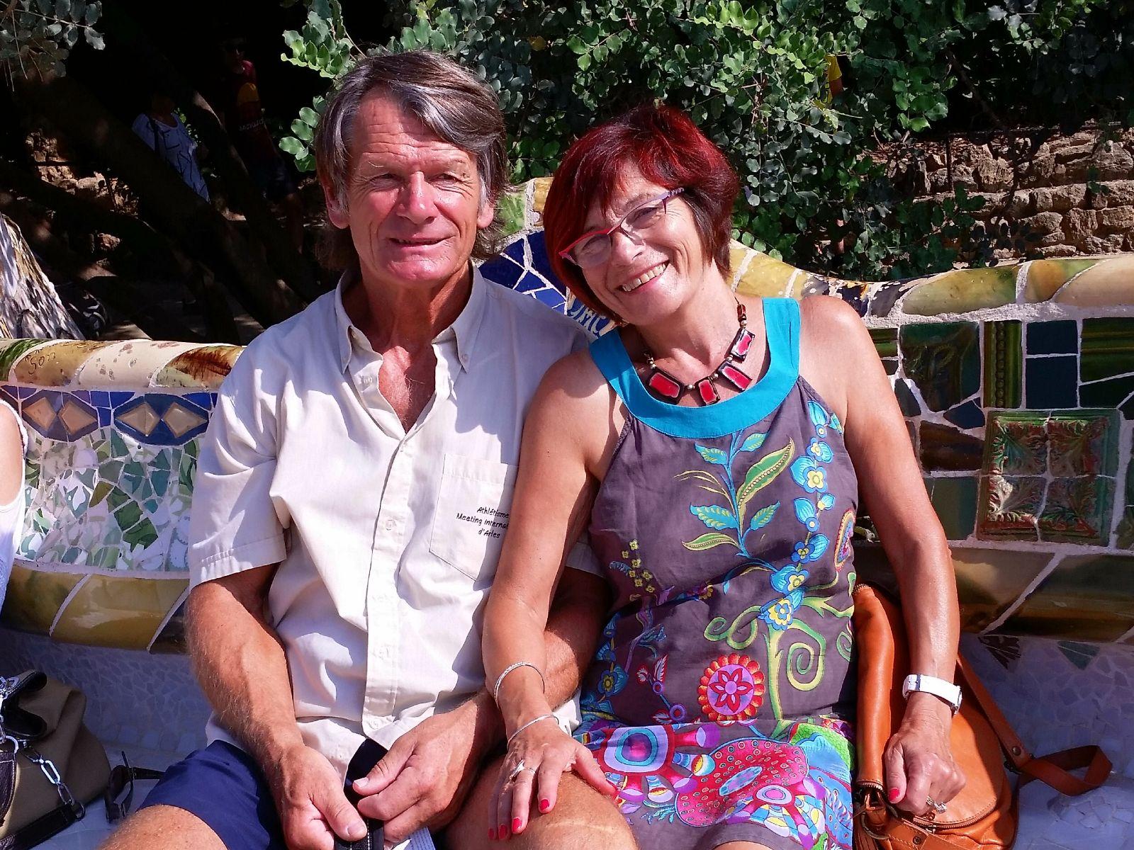 Francoise Clarin et Jean Paul Quentel