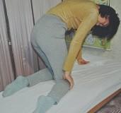ひざ裏の自己治療