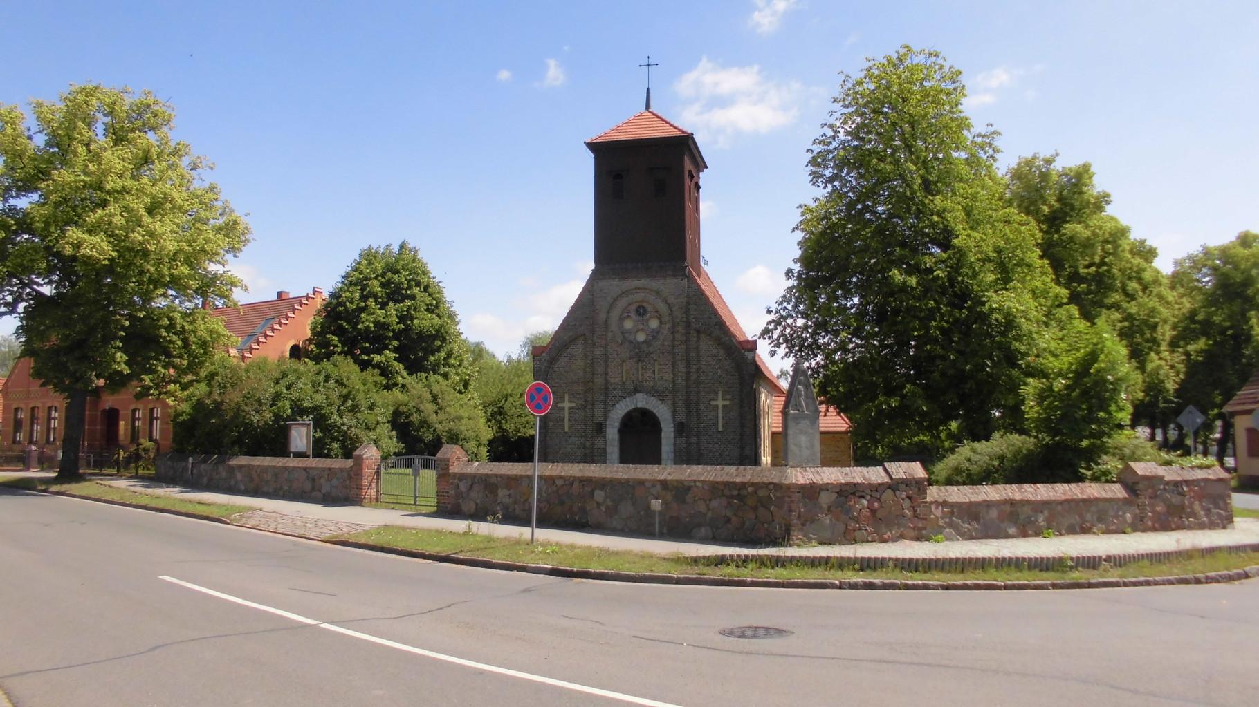 Kirche Bestensee