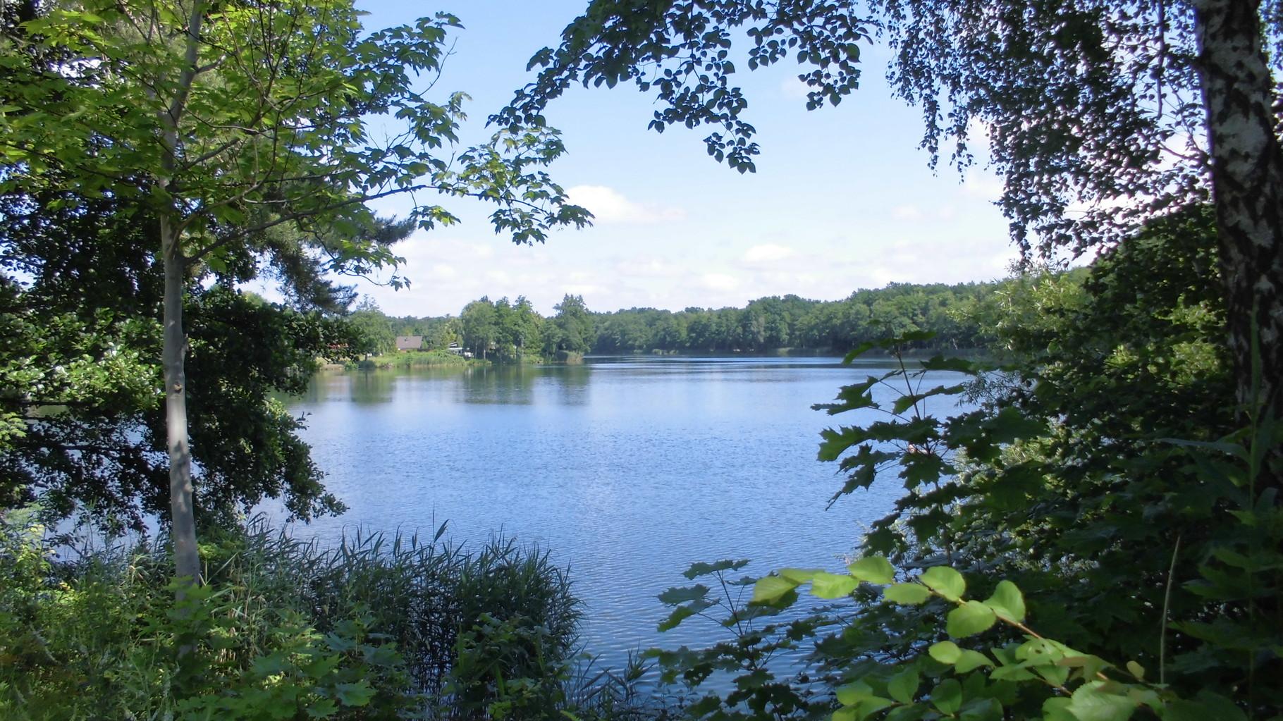 Krummer See  unser Namensgeber