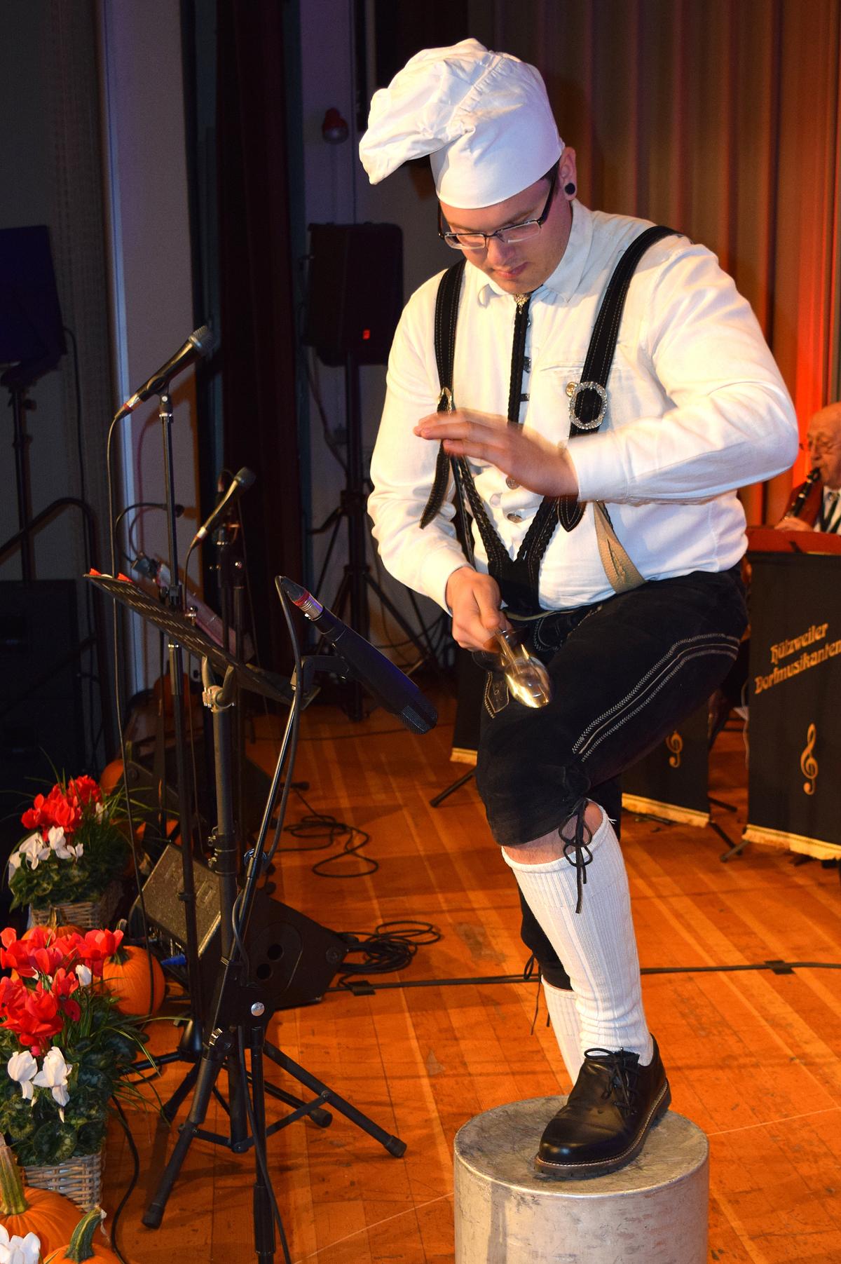 Christian Ersfeld - Löffel Polka
